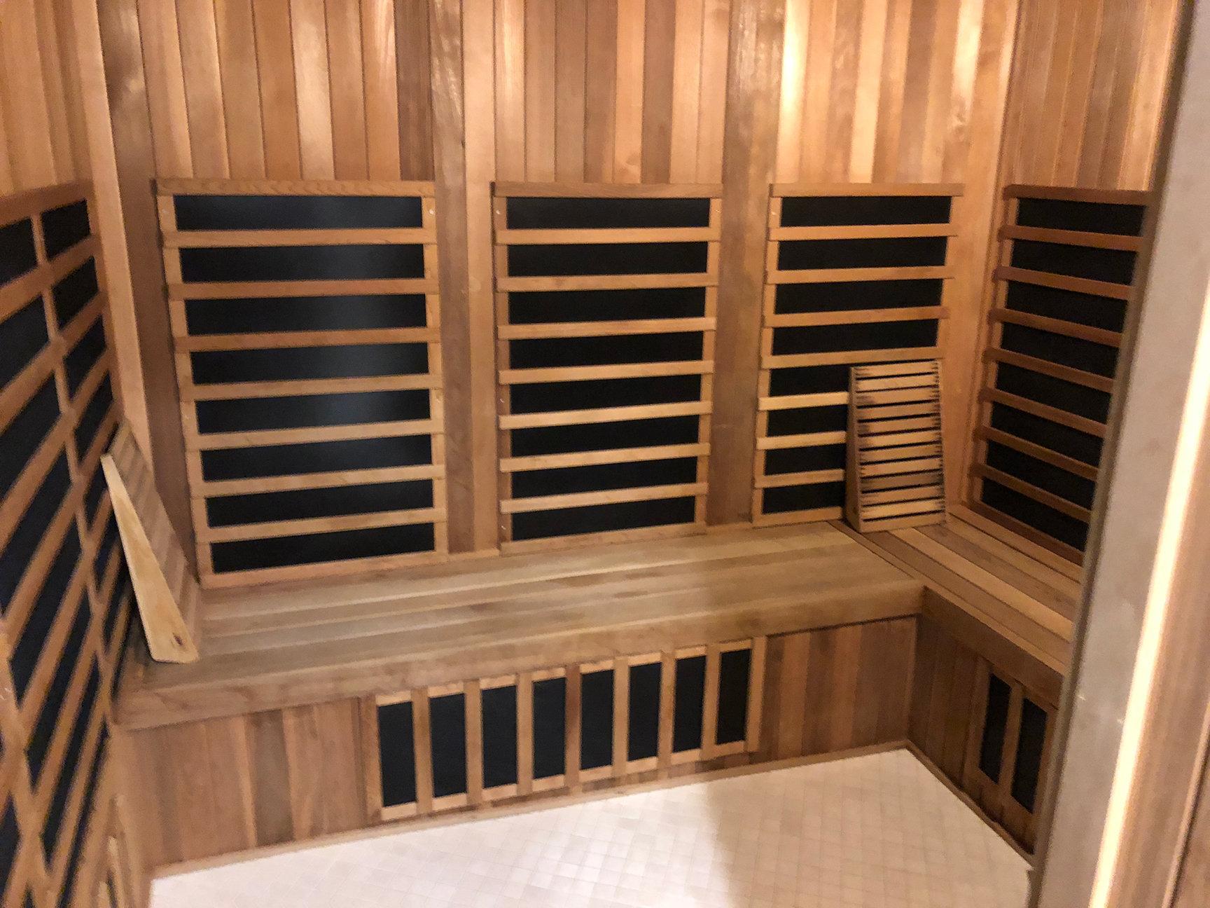 1560 Homer Sauna!