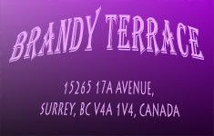 Brandy Terrace 15265 17A V4A 1V4