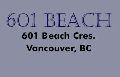 601 Beach 601 Beach V6Z 3E4