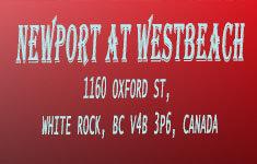 Newport At Westbeach 1160 OXFORD V4B 3P6