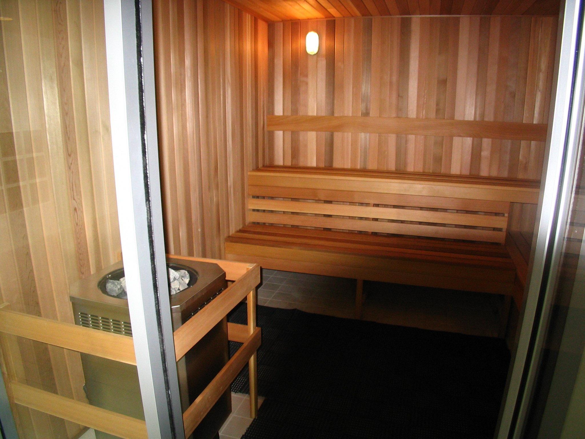 Spectrum 2 - 668 Citadel Sauna!