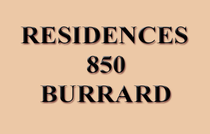 The Residences At 850 Burrard 850 BURRARD V6Z 2J1