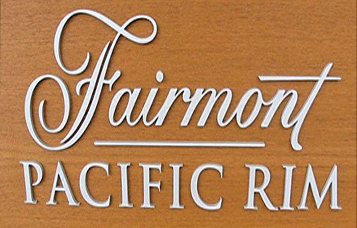 Fairmont Pacific Rim 1011 CORDOVA V6C 0B2