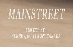 Mainstreet 8110 120A V3W 3P3