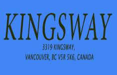 Kingsway 3319 KINGSWAY V5R 5K6