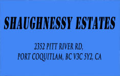 Shaughnessy Estates 2352 PITT RIVER V3C 5Y2
