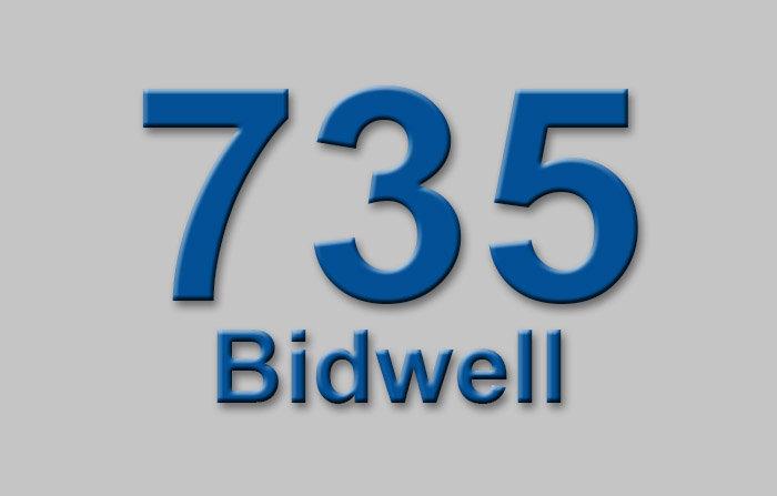 735 On Bidwell 735 BIDWELL V6G 3B9