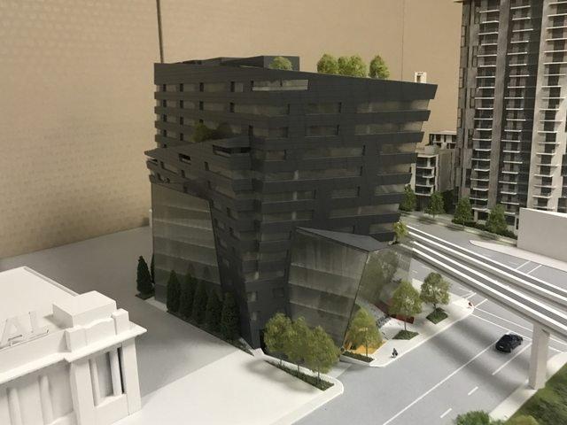 The Onyx 1296 Station Street Display Model!