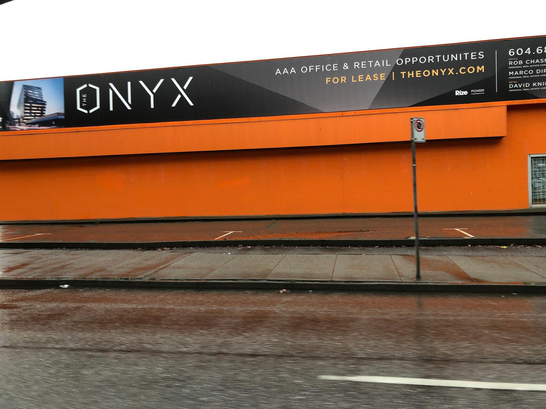 The Onyx 1296 Station Street Location Street View!
