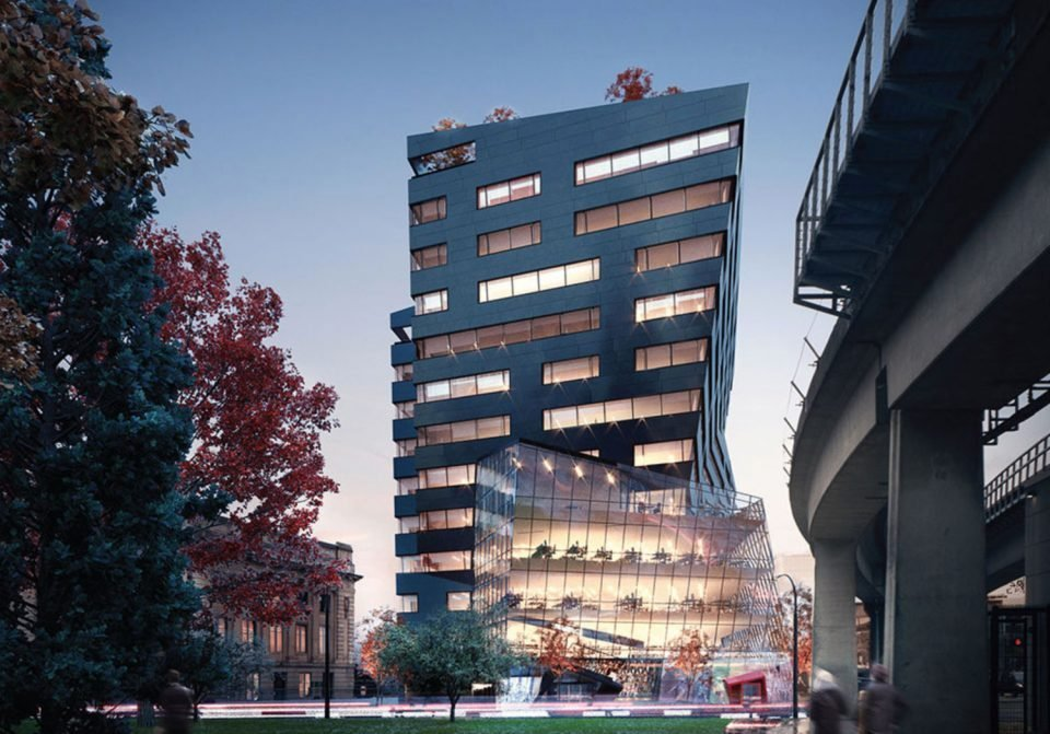 The Onyx 1296 Station Street Rendering!