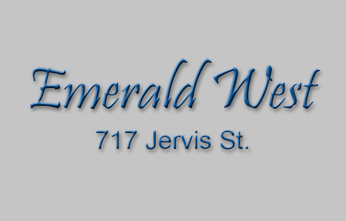 Emerald West 717 JERVIS V6E 4L5