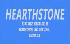 Hearthstone 7733 HEATHER V6Y 2P9