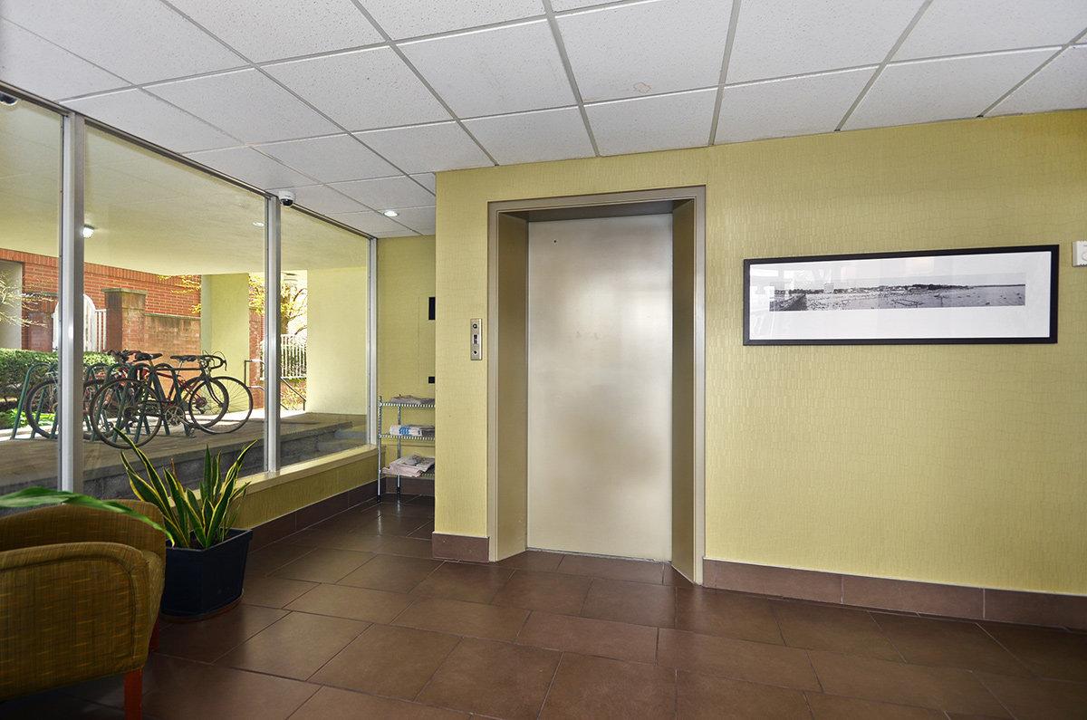 1534 Harwood Street Lobby Elevator!