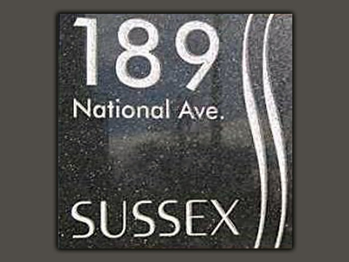 Sussex 189 NATIONAL V6A 4L8