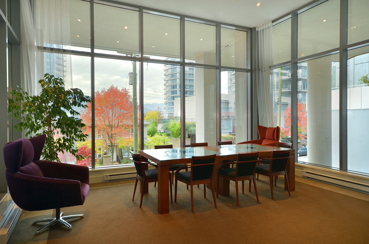 Palladio 1228 West Hastings Meeting Room!