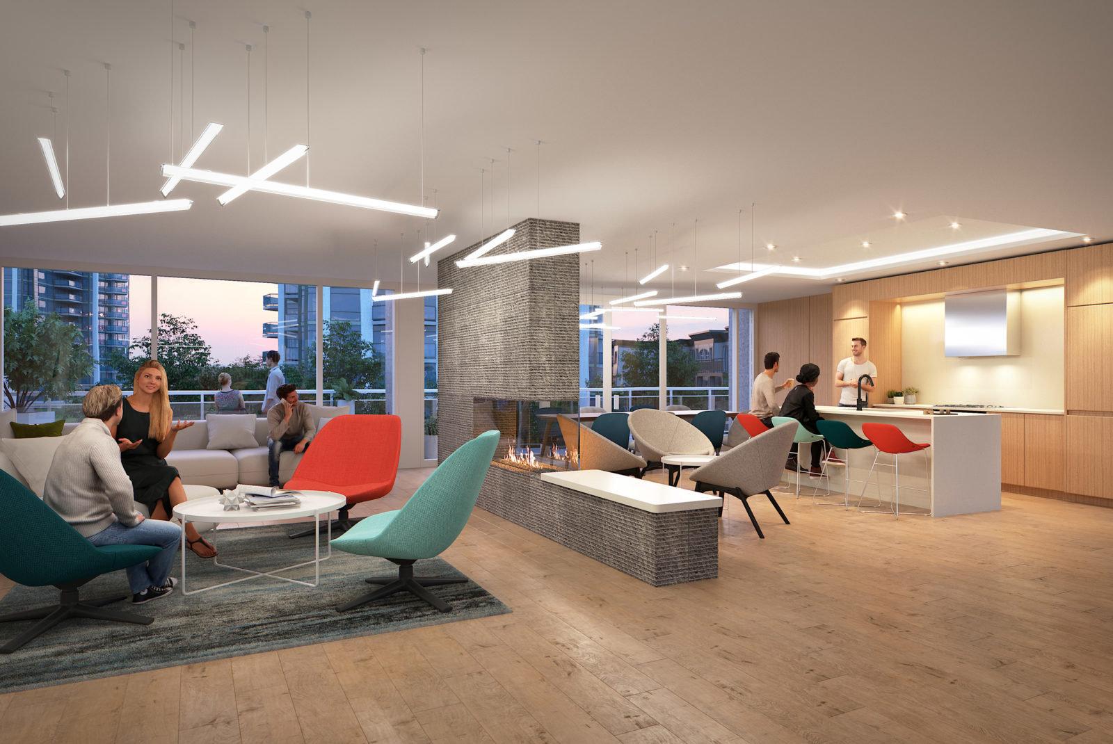 Lobby Lounge!