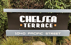 Chelsea Terrace 1040 PACIFIC V6E 4C1