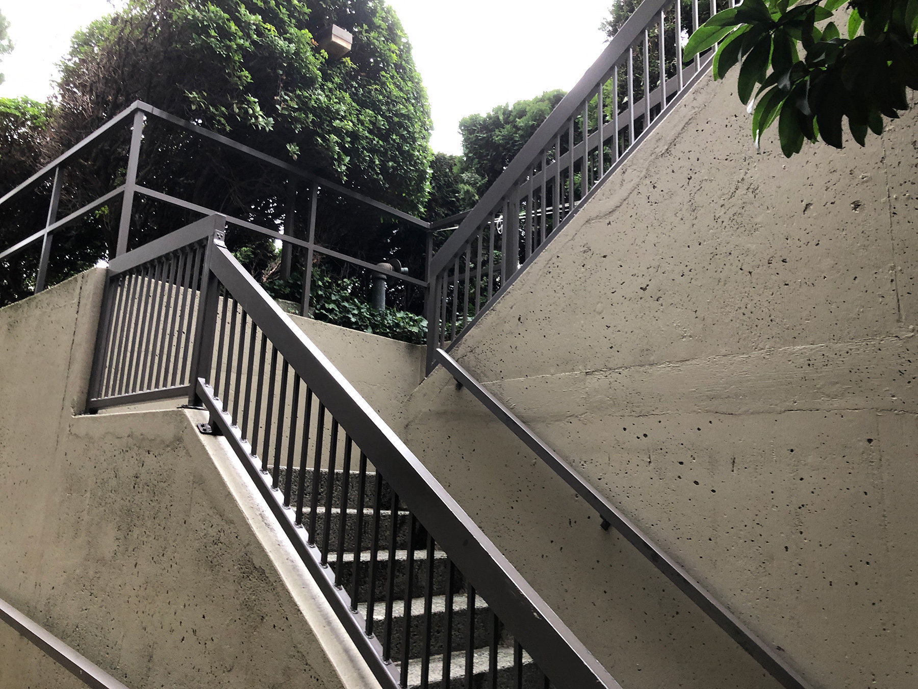 Chelsea 1040 Pacific Street Stairs Down To Entrance!