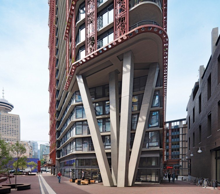 Woodwards West 32 by Westbank Corp.!