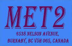 Met 2 6538 NELSON V5H 0G5