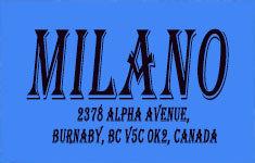 Milano 2378 ALPHA V5C 0K2
