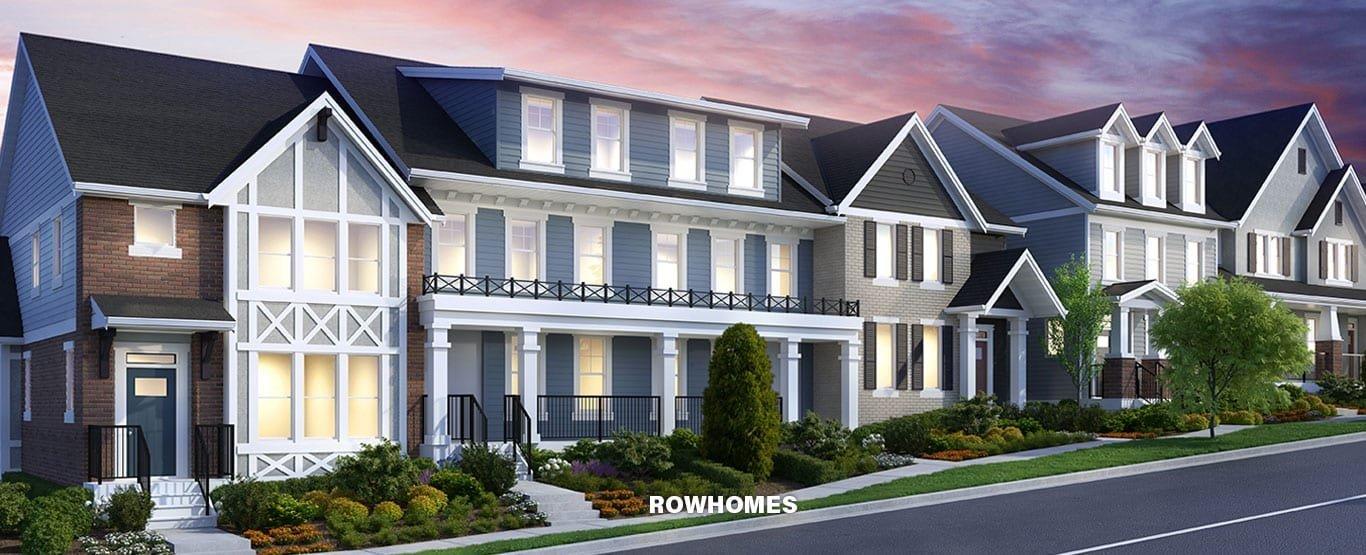 Rowhomes!