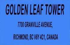 Golden Leaf Towers 7700 GRANVILLE V6Y 4C1