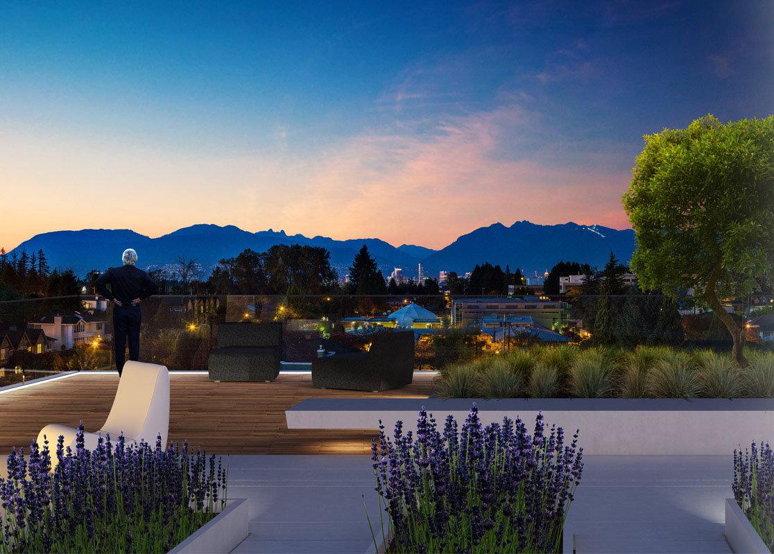 Rooftop Garden!