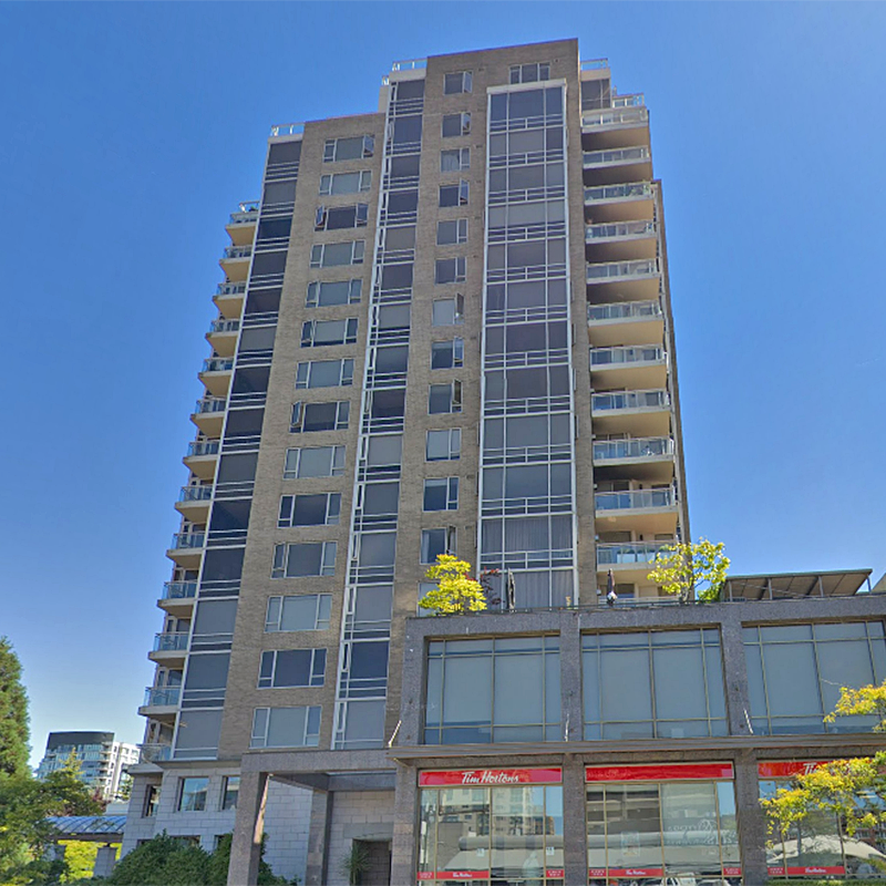 Manhattan West at 1590 West 8th Ave. - Exterior!