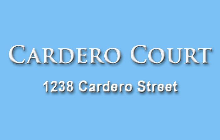Cardero Court 1238 CARDERO V6G 2H6