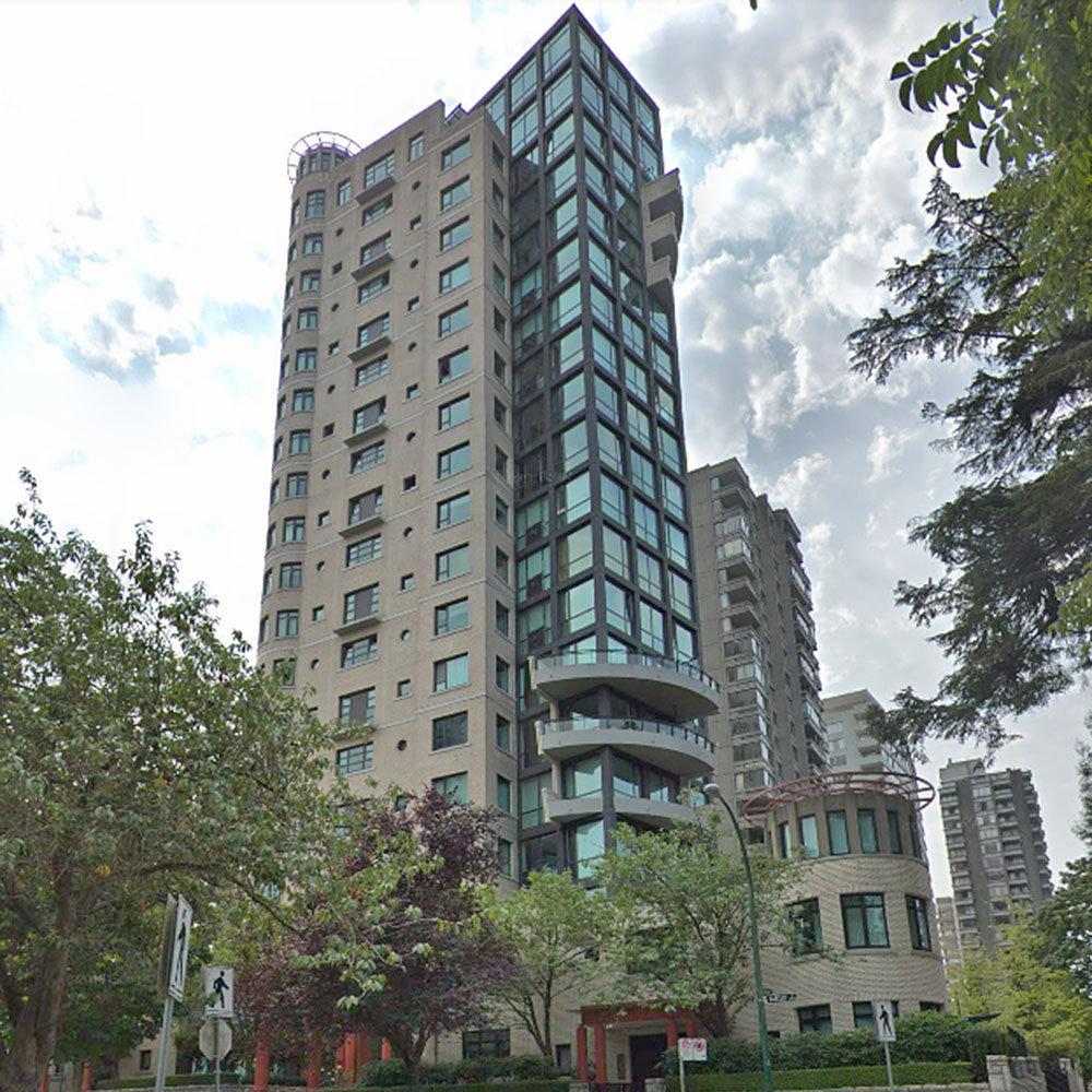 Presidio - 2088 Barclay St. - Building Exterior!
