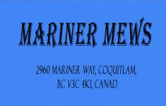 Mariner Mews 2960 MARINER V3C 4K1