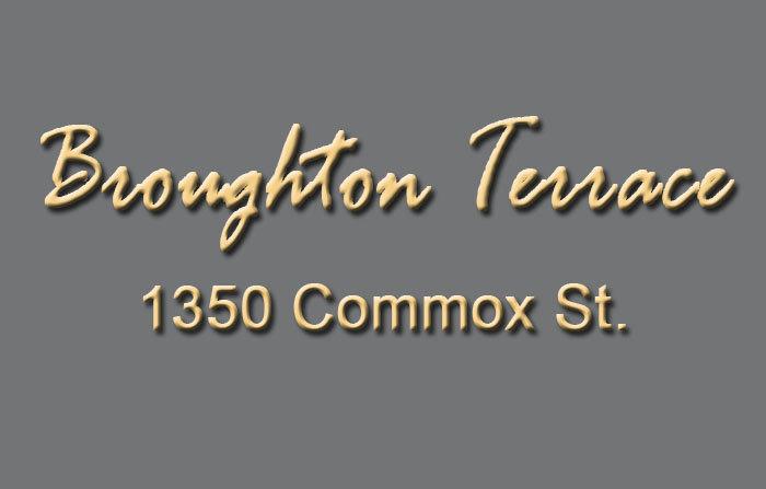 Broughton Terrace 1350 COMOX V6E 4E1