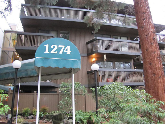 1274 Barclay Street!