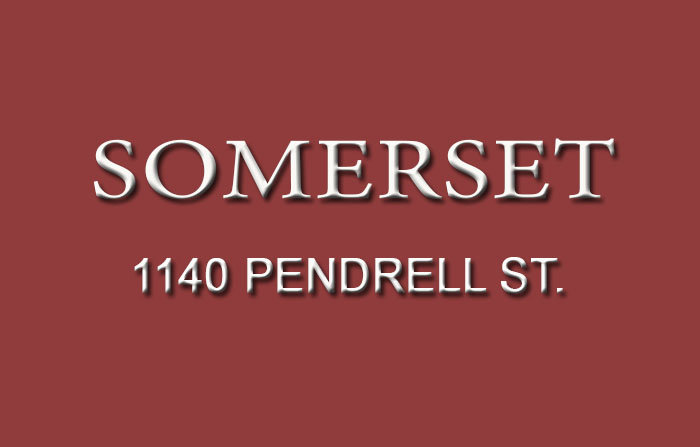 Somerset 1140 PENDRELL V6E 1L4