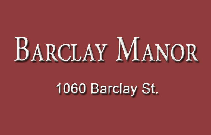 Barclay Manor 1060 BARCLAY V6E 1G6