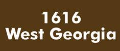 1616 West Georgia 1616 Georgia V6G 2V5
