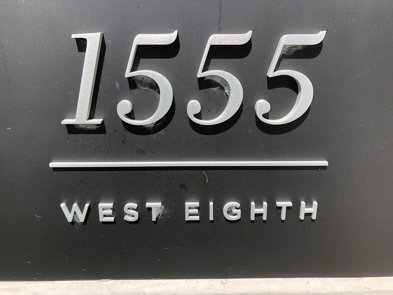 1555 West Eighth!