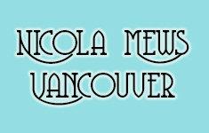 Nicola Mews 1078 NICOLA V6G 2E3