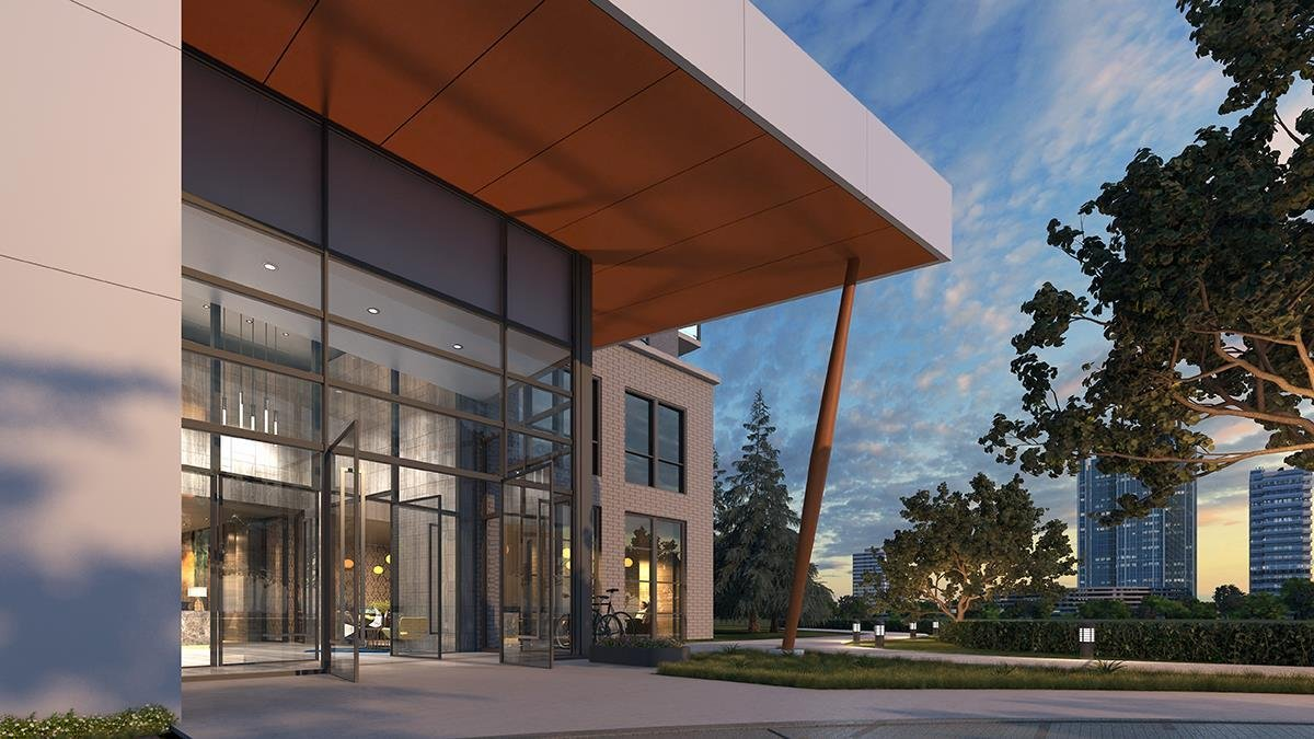 Centra Rendering Lobby Entrance!