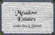 Meadow Estates 12180 189A V3Y 1V8