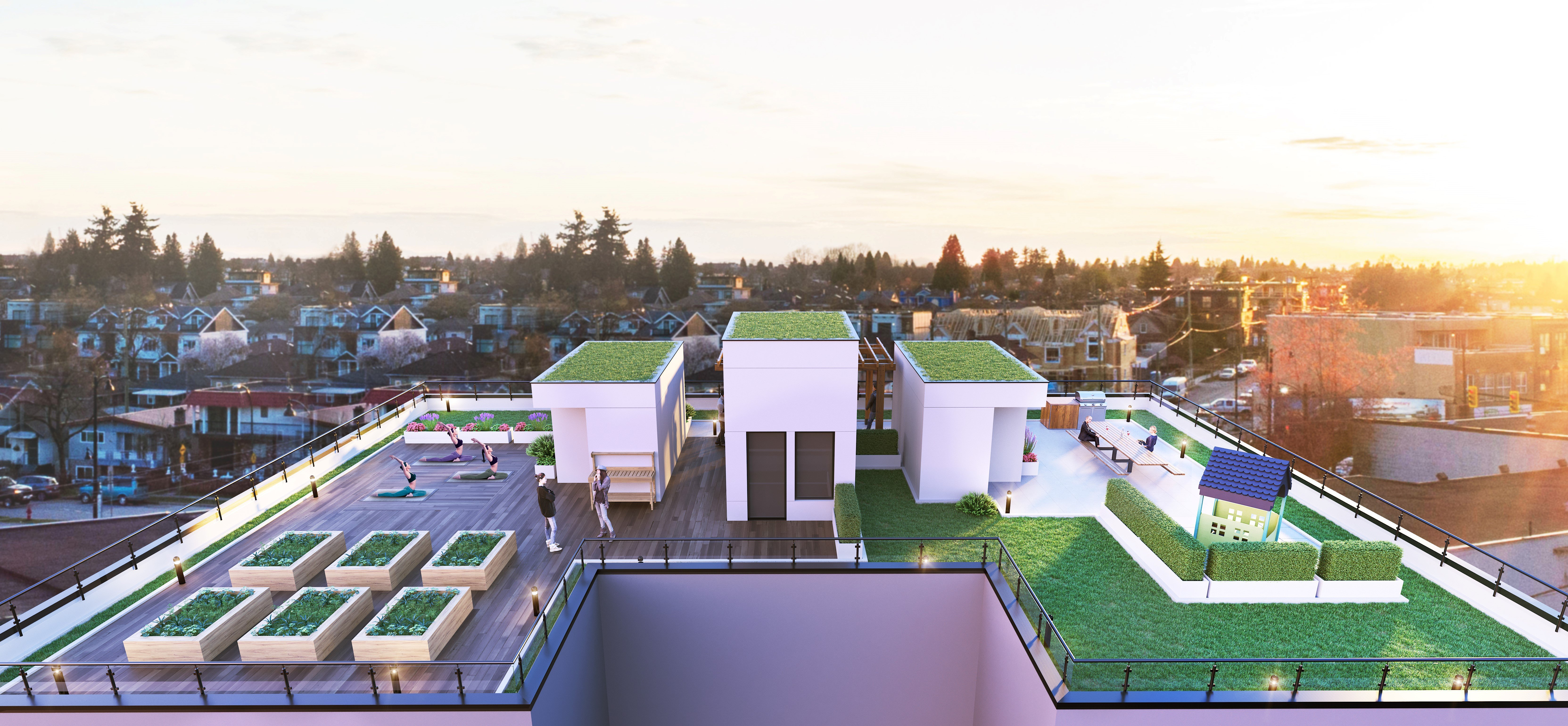 ELIOT 2688 Duke Street Roof Deck!