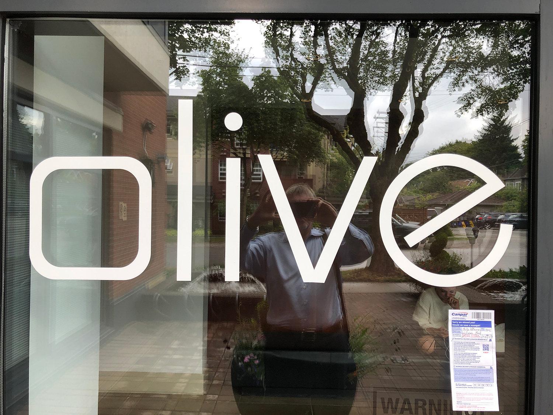 Olive 3228 Tupper Street!