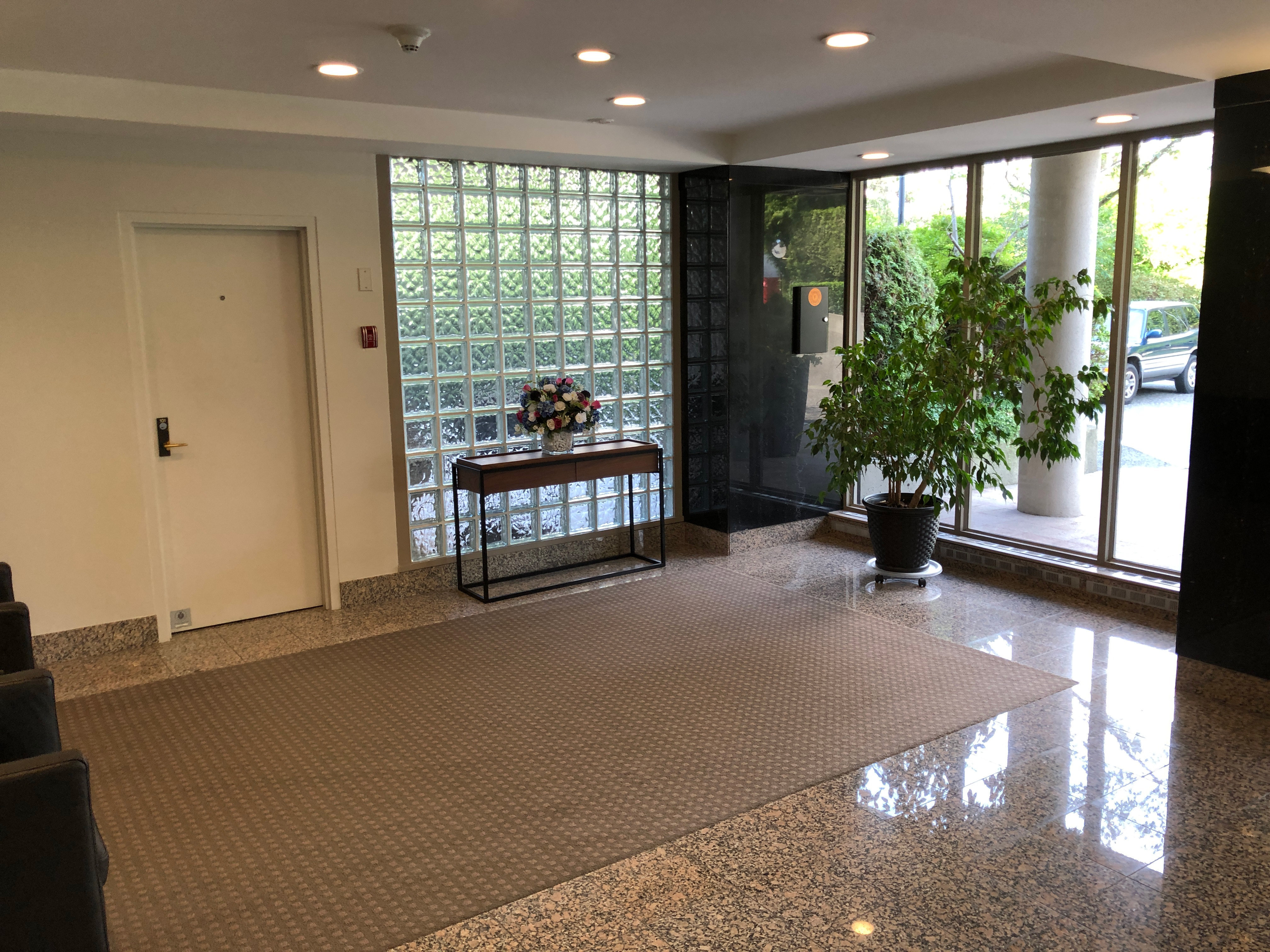 The Claridge 5850 Balsam Lobby!