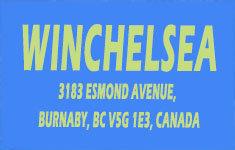 Winchelsea 3183 ESMOND V5G 1E3