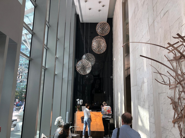 Trump Tower Hotel Lobby!