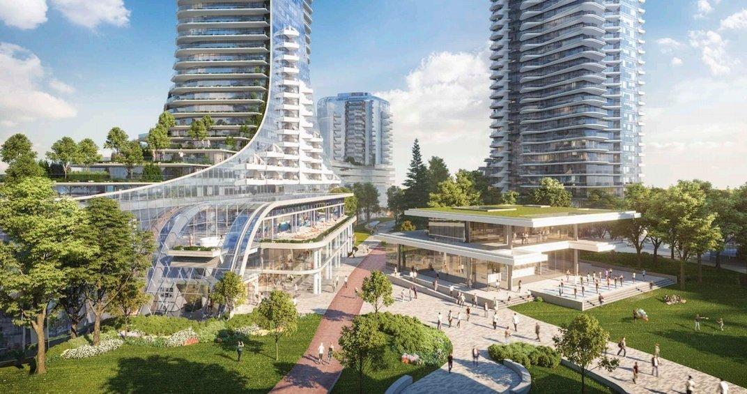 Oakridge Centre Development!