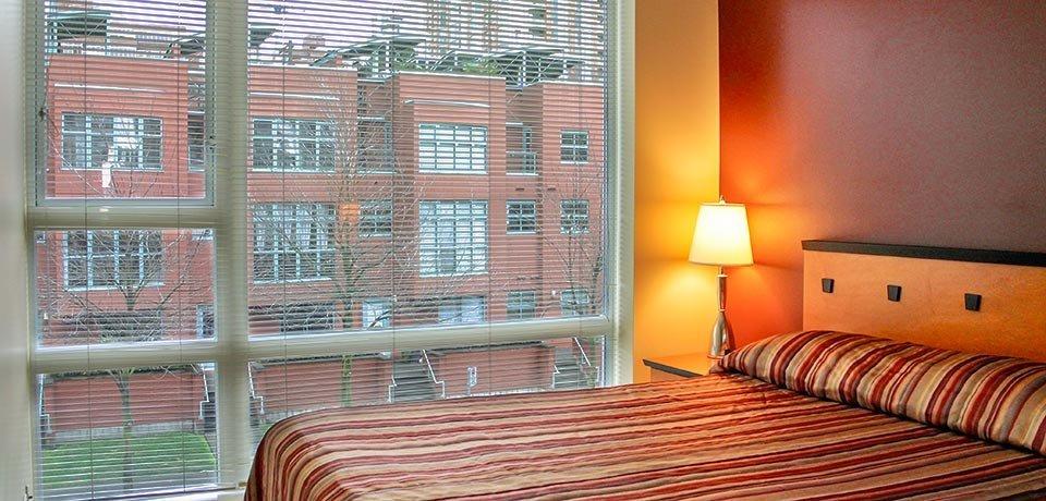 The Meridian 1 Bedroom Deluxe Suite!
