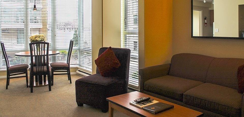 The Meridian 1 Bedroom Suite!