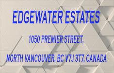 Edgewater Estates 1050 PREMIER V7J 3T7